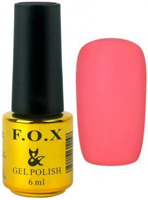 Гель-лак для нігтів FOX №138 Яскраво-рожевий 6 мл - 00-00008672