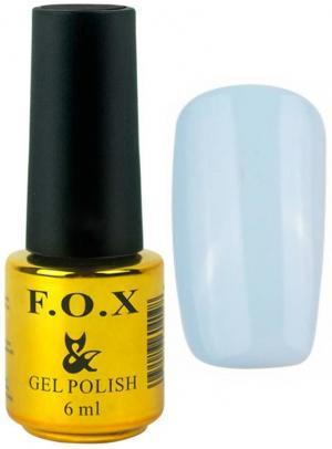 Гель-лак для нігтів FOX №145 Голубий 6 мл - 00-00008679