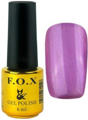 Гель-лак для нігтів FOX №147 Фіолетовий 6 мл - 00-00008681