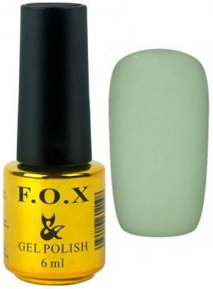 Гель-лак для нігтів FOX №176 Зелений 6 мл - 00-00008710