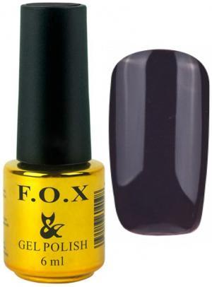 Гель-лак для нігтів FOX №177 Темно-фіолетовий 6 мл - 00-00008711