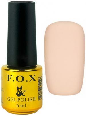 Гель-лак для нігтів FOX №193 Бежевий 6 мл - 00-00008727