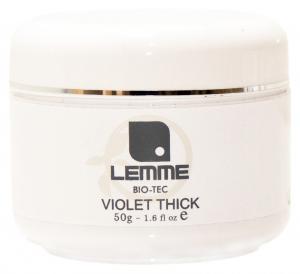 Гель для нарощення нігтів Lemme Violet Jelly Thick 50 г - 00-00008954