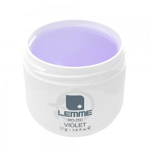 Гель для нарощення нігтів Lemme Violet 15 г - 00-00008956