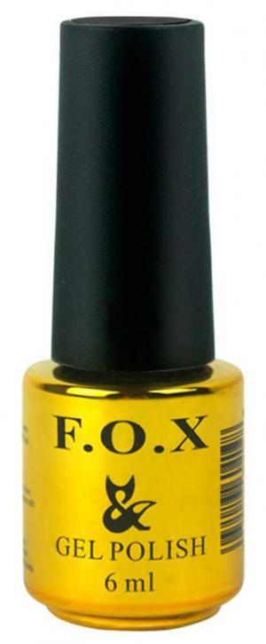 Топ для гель-лаку F.O.X Top Strong Coat 6 мл - 00-00009022