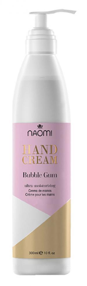 Ультраувлажняющий крем для рук Naomi 'Bubble Gum' 300 мл - 00-00009045