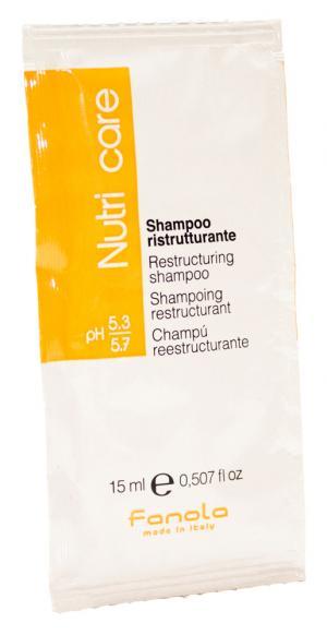 Пробник шампунь для сухого волосся Fanola 15 мл - 00-00009080
