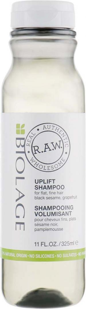 Шампунь для об'єму тонкого волосся Matrix Biolage RAW Uplift 325 мл - 00-00009088