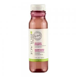 Шампунь для відновлення пошкодженого волосся Matrix Biolage RAW Recover 325 мл - 00-00009089