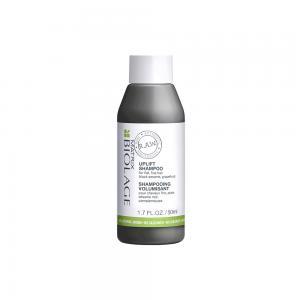 Шампунь для об'єму тонкого волосся Matrix Biolage RAW Uplift 50 мл - 00-00009097