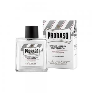 Крем-бальзам після гоління для чутливої шкіри Proraso White Line 100 мл - 00-00009176