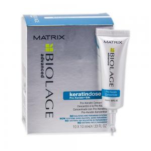 Ампулы для восстановления волос Matrix  Biolage Keratindose 10 мл*10 шт - 00-00009182