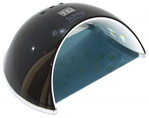 Профессиональная LED-лампа для полимеризации геля Sun 6 (Smart 2 в 1) черная 48w - 00-00009261