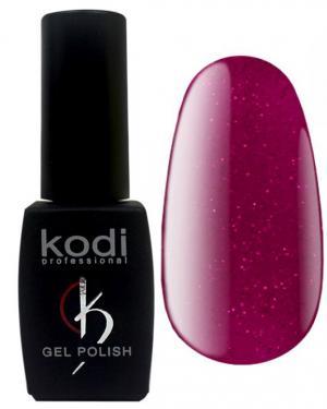 Гель-лак для ногтей Kodi Professional 'Wine' №WN005 Свекольный с шиммером (эмаль) 8 мл - 00-00009477
