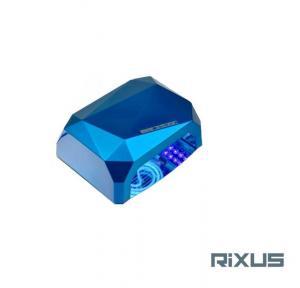 Професійна LED-лампа з сенсором для полімеризації гелю, синя 36W - 00-00009499