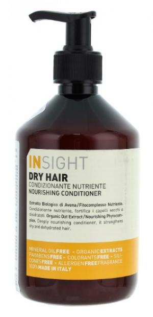 Кондиціонер поживний для сухого волосся Insight 500 мл - 00-00009512