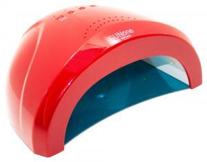 Профессиональная LED-лампа для полимеризации геля Sun One (2 в 1) красная 48W - 00-00009514