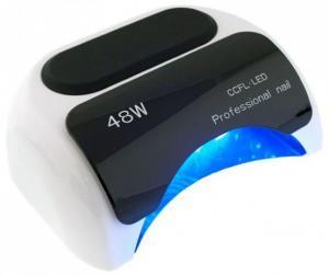 Лед-лампа для сушки гелю (з діодами) LED 48W біла - 00-00009604