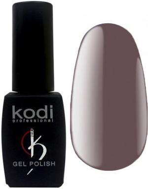 Гель-лак для ногтей Kodi Professional 'Capuccino' №CN103 Серо-коричневый (эмаль) 8 мл - 00-00009613