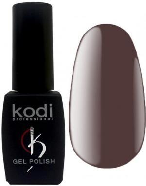 Гель-лак для нігтів Kodi Professional 'Capuccino' №CN106 Гіркий шоколад (емаль) 8 мл - 00-00009614