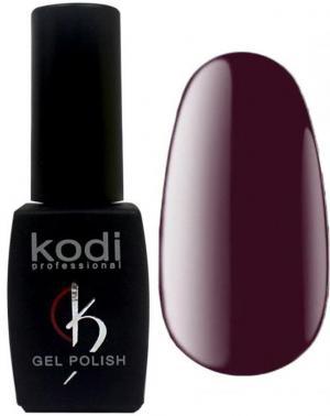 Гель-лак для нігтів Kodi Professional 'Wine' №WN075 Бургунді (емаль) 8 мл - 00-00009615