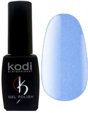 Гель-лак для нігтів Kodi Professional 'Blue' №B140 Світло-волошковий з шимером 8 мл - 00-00009617