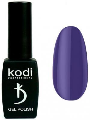 Гель-лак для нігтів Kodi Professional 'Autumn' №LCA60 Баклажановий (емаль) 8 мл - 00-00009650