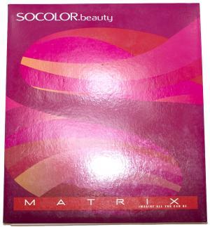 Фарб-карта MATRIX соколор/б'юті - 00-00009681