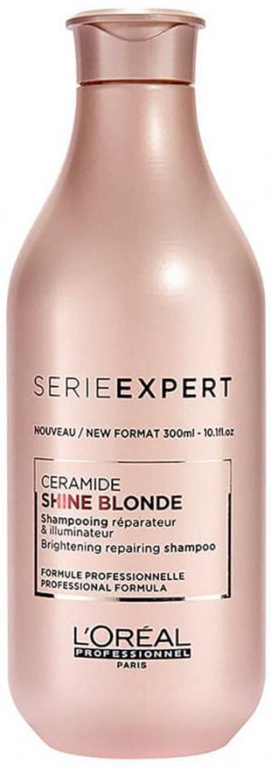Шампунь для светлых волос L'Oreal Professionnel Shine Blonde 300 мл - 00-00009712