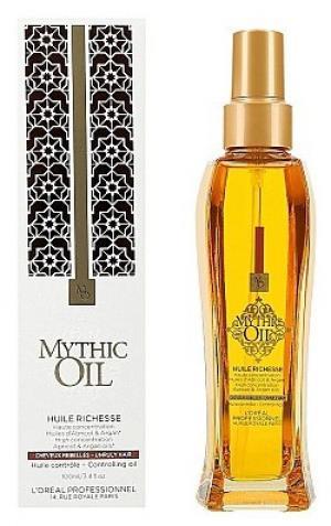 Зволожувальна олійка для всіх типів волосся L'Oreal Professionnel Mythic Oil 100 мл - 00-00009715