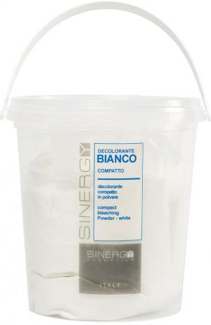 Порошок для висвітлення волосся Sinergy 'Білий' 500 г - 00-00009814
