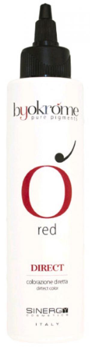 Пігментований крем Sinergy RED 'червоний' DIRECT 150 г - 00-00009822