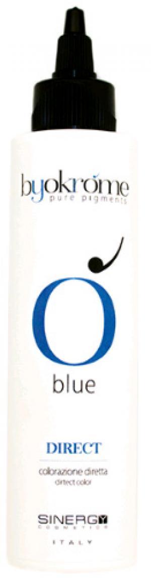 Пігментований крем Sinergy BLUE 'голубий' DIRECT 150 г - 00-00009823
