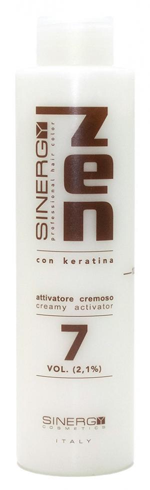 Крем-активатор з кератином 2% ZEN Sinergy 150 мл - 00-00009876