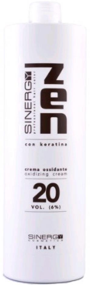 Крем-окисник з кератином 6% ZEN Sinergy 1000 мл - 00-00009877