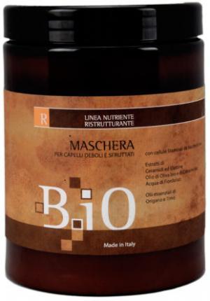 Маска для реконструкції пошкодженого волосся B.iO Sinergy 1000 мл - 00-00009900