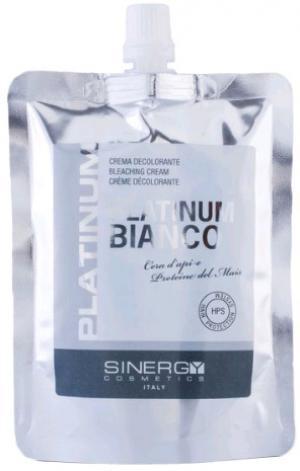 Крем висвітлюючий для волосся Sinergy 'Білий' PLATINUM 250 г - 00-00009949