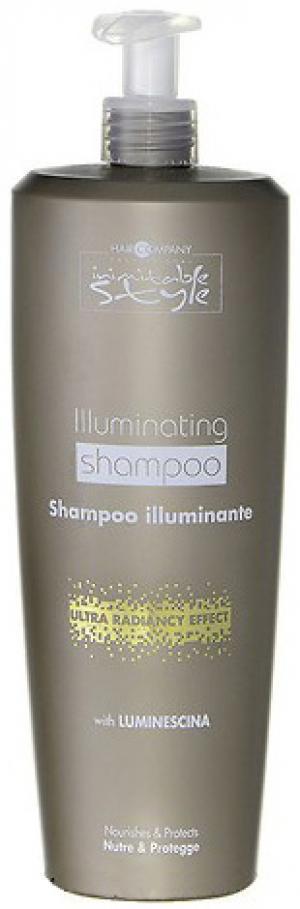 Шампунь для блиску волосся Hair Company Illuminating 1000 мл - 00-00009959