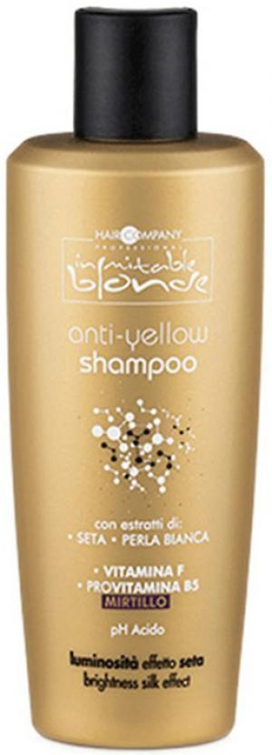 Шампунь з антижовтим ефектом Hair Company 250 мл - 00-00009974