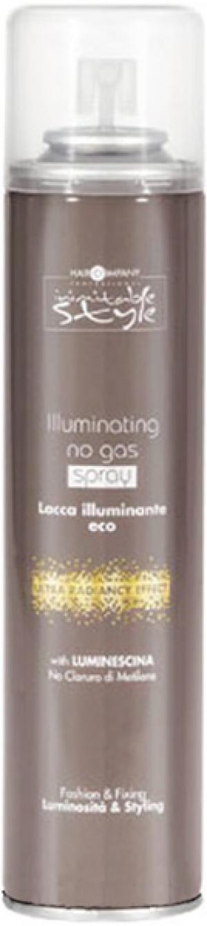 Лак для блиску волосся екологічний без газу Hair Company 300 мл - 00-00009975
