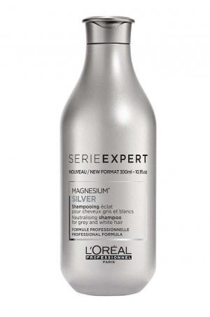 Шампунь анти желтый L'Oreal Professionnel Silver Shampoo 300 мл - 00-00010017
