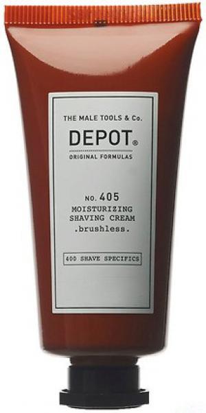 Крем зволожуючий для гоління Depot №405 10 мл - 00-00010090