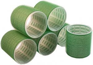 Бигуди на липучке Sibel зеленые 61 мм *6 шт - 00-00010093