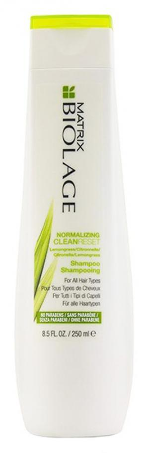 Шампунь очищающий для всех типов волос Matrix Biolage 250 мл - 00-00010462