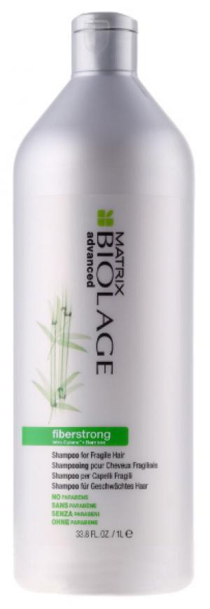 Шампунь для укрепления волос Matrix Biolage Advanced FiberStrong 1000 мл - 00-00010583