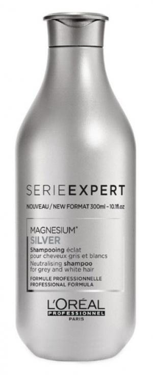 Шампунь L'Oreal Professionnel Silver Magnesium Shampoo 300 мл - 00-00010584