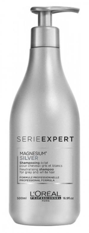 Шампунь L'Oreal Professionnel Silver Silver Magnesium Shampoo 500 мл - 00-00010585