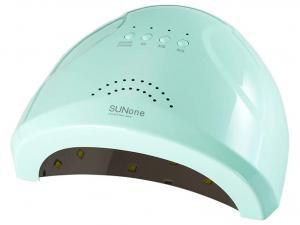 Профессиональная LED-лампа для полимеризации геля Sun One  (2 в 1) салатовая 48W  - 00-00010597