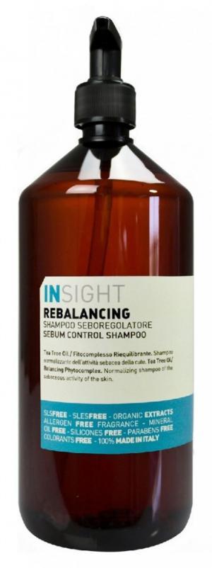 Шампунь для жирных волос Insight Rebalancing 900 мл - 00-00010658
