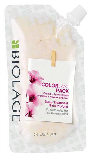 Маска глубокого действия для окрашенных волос Matrix Biolage Colorlast Deep Treatment 100 мл - 00-00010665